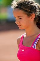 11-08-10, Hillegom, Tennis,  NJK 12 tm 18 jaar, Maartje van Basten