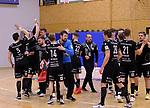 Deutschland - Sport<br /> Handball - Aufstiegsrunde zur 2. Bundesliga<br /> TuS Dansenberg (dan) - HSG Krefeld Niederrhein (kref) 24:21<br /> Dansenberger Jubel nach dem Sieg<br /> <br /> Foto © PIX-Sportfotos *** Foto ist honorarpflichtig! *** Auf Anfrage in hoeherer Qualitaet/Aufloesung. Belegexemplar erbeten. Veroeffentlichung ausschliesslich fuer journalistisch-publizistische Zwecke. For editorial use only.