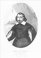 Samuel de Champlain , Gouverneur general du Canada (Nouvelle France)