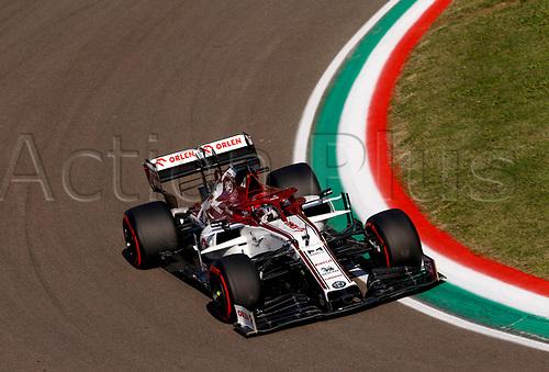 Motorsports: FIA Formula One World Championship, WM, Weltmeisterschaft 2020, Grand Prix of Emilia Romagna, 7 Kimi Raikkonen FIN, Alfa Romeo Racing ORLEN