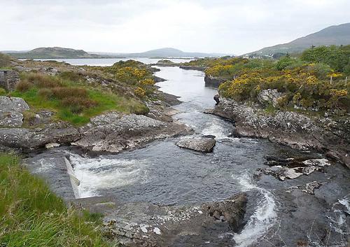 File image of the Dawros River in Letterfrack