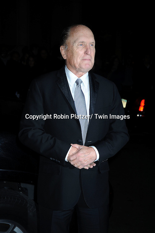 Robert Duvall at the Gotham Independent Film Awards on November 29, 2010 at Cipriani Wall Street in New York City.
