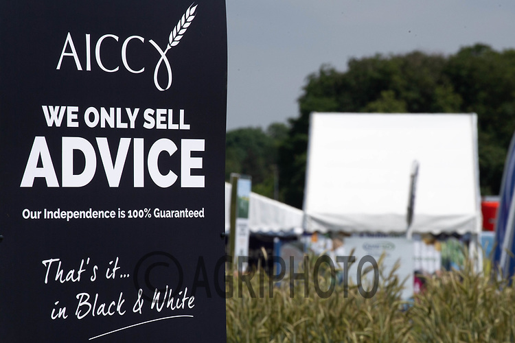 1-7-2021  Association Of Independent Crop Consultants sign board<br /> ©Tim Scrivener Photographer 07850 303986<br />      ....Covering Agriculture In The UK....