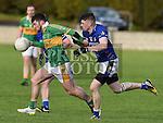 Naomh Mairtin Thomas Sullivan Sean O'Mahony's Ben McLoughlin. Photo:Colin Bell/pressphotos.ie