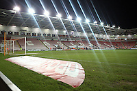Bloomfield Road Stadium - Blackpool vs West Ham United, npower Championship at Bloomfield Road, Blackpool - 21/02/12 - MANDATORY CREDIT: Rob Newell/TGSPHOTO - Self billing applies where appropriate - 0845 094 6026 - contact@tgsphoto.co.uk - NO UNPAID USE..