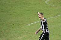 Rio de Janeiro (RJ), 25/04/2021 - BOTAFOGO-MACAÉ - Pedro Castro, do Botafogo, comemora gol. Partida entre Botafogo e Macaé, válida pela decima primeira rodada da Taça Guanabara, realizada no Estádio Nilton Santos (Engenhão), no Rio de Janeiro, neste domingo (25).