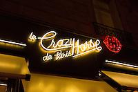 - PHOTOCALL 'DITA'S CRAZY SHOW' A L'OCCASION DES 65ANS DU CRAZY HORSE PARIS
