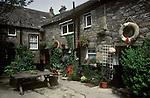 The Village Pub. Star Inn, St Just, Cornwall.  England 1990s 1991
