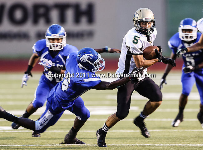 Carter Riverside vs. Birdville- Varsity Football