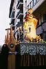 Jesus figure and hooded penitents in Holy Week street procession in Palma de Mallorca<br /> <br /> Figura de Jesús y penitentes con capuchas en una procesión de la Semana Santa en Palma de Mallorca<br /> <br /> Jesus-Figur und Büßer mit Kapuzen bei einer Karwochen-Prozession in Palma de Mallorca<br /> <br /> 1840 x 1232 px<br /> 150 dpi: 31,16 x 20,86 cm<br /> 300 dpi: 15,58 x 10,43 cm<br /> Original: 35 mm