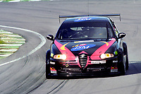 2001 British Touring Car Championship #16 Tim Harvey (GBR). JS Motorsport. Alfa Romeo 147.