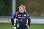 Director of Coaching Scott Johnson during the Ospreys rugby training session today at Llandarcy Academy of Sport near Neath ahead of their Heineken Cup game with Viadana this coming weekend.