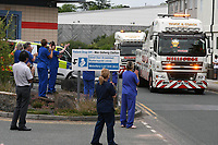 2020 05 21 Withybush Hospital in Haverfordwest, Wales, UK