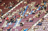 17th July 2021; Tynecastle Park, Edinburgh, Scotland;Pre Season Friendly Football, Heart of Midlothian versus Sunderland; 2000 Hearts fans allowed in to watch the game