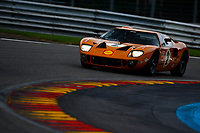 SPA SIX HOURS ENDURANCE - #2 FORD GT40 - HART DAVID (NL) HART OLIVIER (NL) PASTORELLI NICKY (NL)