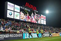 San Jose, Ca - Friday March 24, 2017: Sacha Kljestan during the USA Men's National Team defeat of Honduras 6-0 during their 2018 FIFA World Cup Qualifying Hexagonal match at Avaya Stadium.