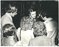 Serge Joyal<br /> en octobre 1978<br /> , date exaxte inconnue<br /> <br /> <br /> PHOTO :  Agence Quebec Presse