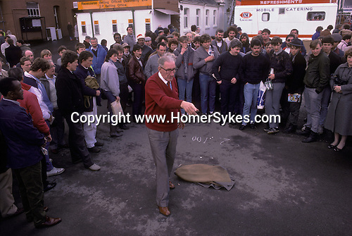 An Aintree tipster offers his thoughts on the day. Grand National Horse race Aintree Lancashire England annually March.  The English Season published by Pavilon Books 1987