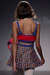 04.09.2012. Models walk the runway in the Isabel Ruiz fashion show during the EGO Mercedes-Benz Fashion Week Madrid Spring/Summer 2013 at Ifema. (Alterphotos/Marta Gonzalez)