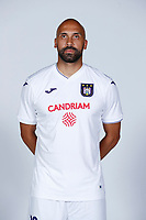 30th July 2020, Turbize, Belgium; Anthony Vanden Borre of Rsc Anderlecht pictured during the team photo shoot of Rsc Anderlecht prior the new Jupiler Pro League season, on 30/07/2020, in Tubize, Belgium.