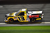 2017 Camping World Truck - NextEra Energy Resources 250<br /> Daytona International Speedway, Daytona Beach, FL USA<br /> Friday 24 February 2017<br /> Cody Coughlin<br /> World Copyright: John K Harrelson / LAT Images<br /> ref: Digital Image 17DAY2jh_04841