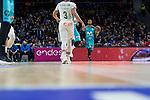 Movistar Estudiantes Omar Cook and Unicaja Malaga  Ray McCallum during Liga Endesa match between Movistar Estudiantes and Unicaja Malaga at Wizink Center in Madrid , Spain. March 04, 2018. (ALTERPHOTOS/Borja B.Hojas)
