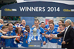 St Johnstone Win The Scottish Cup 17.05.14