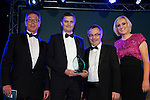 Pix: Shaun Flannery/shaunflanneryphotography.com...COPYRIGHT PICTURE>>SHAUN FLANNERY>01302-570814>>07778315553>>..13th December 2012..Doncaster Chamber Business Awards 2012...Success Through Diversification Award..Togel.