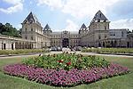 Il Castello del Valentino, sede della Facoltà di Architettura...The Valentino Castle, seat of the faculty of Architecture...June 2006