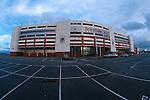 The Britannia Stadium, home of Stoke City FC. Photo by Tony Davis