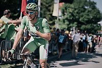 Marcel Kittel (DEU/QuickStep Floors) crossing the finish line 13th after a serious crash disrupted the bunch sprint finish<br /> <br /> 104th Tour de France 2017<br /> Stage 4 - Mondorf-les-Bains › Vittel (203km)