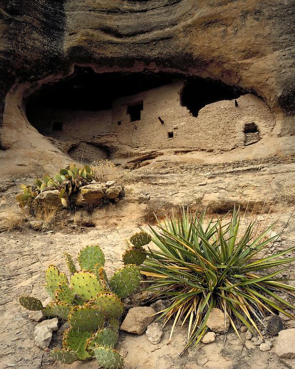 Gila Cliff Dwellings; Gila Cliff Dwellings National Monument, NM