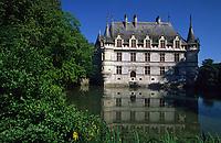 Europe/France/Centre/Indre-et-Loire/Vallée de la Loire/Azay-le-Rideau : Le Château