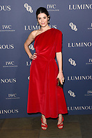 LONDON, UK. October 01, 2019: Gemma Arterton at the Luminous Gala 2019 at the Roundhouse Camden, London.<br /> Picture: Steve Vas/Featureflash
