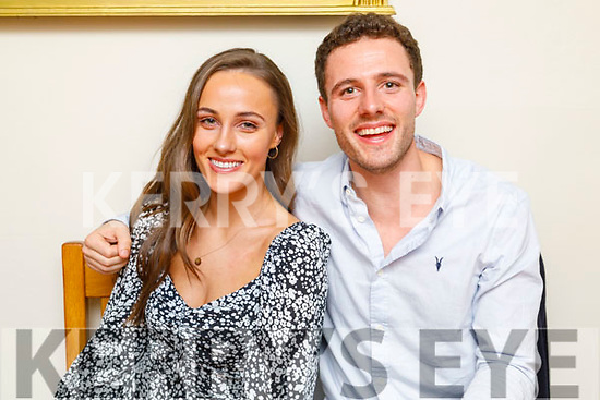 Ciara Murphy from Tralee celebrating her birthday with Jack Murphy in Bella Bia on Saturday