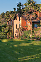 The Villa Massei was built in the 16th century as a hunting lodge for a Lucchese family and was restored in 1982