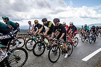 Adam Yates (AUS/Mitchelton-Scott) in the peloton up the Col de la Faye<br /> <br /> 107th Tour de France 2020 (2.UWT)<br /> (the 'postponed edition' held in september)<br /> Stage 3 from Nice to Sisteron 198km<br /> ©kramon