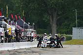 #37 LA Honda World Racing Honda Civic TCR, TCR: Tom O'Gorman, Shelby Blackstock, Pit Stop