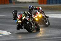 #85 TEAM RACING 85 (FRA) KAWASAKI ZX-10R SUPERSTOCK MADEUX LILIAN (FRA) GILLET JULIEN (FRA) HUGER MAXIME (FRA)HERAULT JEREMY