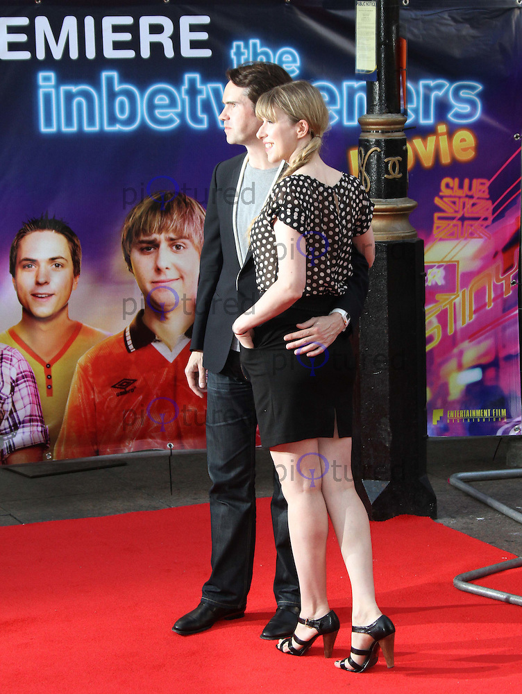 Jimmy Carr Karoline Copping The Inbetweeners Movie World Premiere Celebrity And Red Carpet Pictures London,uk, 13t july 2015 : https piqtured photoshelter com image i0000y6m2yc293n8
