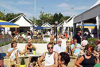15-7-06,Scheveningen, Siemens Open, semi finals, Vip Village