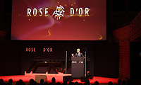Picture by Simon Wilkinson/SWpix.com 01/122019 -  Rose d'Or 2019 Award Ceremony, red carpet arrivals and winners. Kings Place, London<br /> - Jean Philip DE TENDER