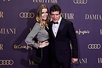 Antonio Banderas and Nicole Kimpel attends to Vanity Fair 'Person of the Year 2019' Award at Teatro Real in Madrid, Spain.
