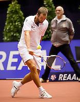 9-12-09, Rotterdam, Tennis, REAAL Tennis Masters 2009, Michel Koning