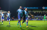 Wycombe Wanderers v Stourbridge - FA Cup 3rd Round - 07.01.2017