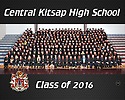 2016 Central Kitsap HS Graduation