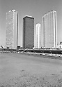 Archive : High-rise buildings of Shinjuku in 1979