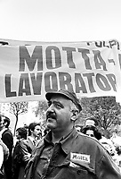 - strike of Motta and Alemagna workers against state management of companies (Milan, october 1976)<br /> <br /> - sciopero dei dipendenti Motta ed Alemagna contro la gestione statale delle aziende (Milano, ottobre 1976)