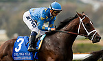 AUGUST 20, 2021:  Smooth Like Strait with Umberto Rispoli up races in the Del Mar Mile at Del Mar Fairgrounds in Del Mar, California on August 20, 2021. Evers/Eclipse Sportswire/CSM