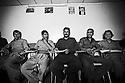 Iraq 2010 .Lecture for peshmergas in a camp of Komala of Iran  .Irak 2010 .Cours pour des peshmergas dans un camp du Komala d'Iran